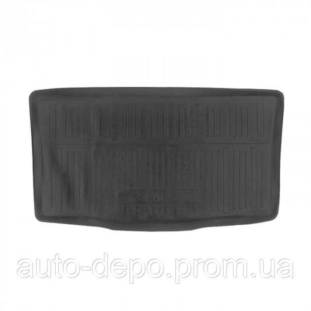 Килимок багажника для Шевроле Спарк Chevrolet Spark (M300) 09-15 хетчбек L. Locker