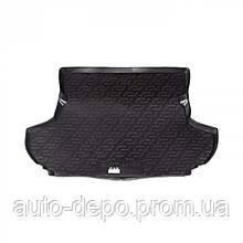 Килимок в багажник Сітроен Кроссер, килимок багажника для Citroen C-Crosser 07-13 кросовер L. Locker