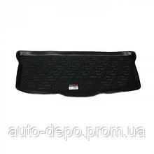 Килимок в багажник Сітроен Ц1, килимок багажника для Citroen C1 I 05-14 хетчбек L. Locker