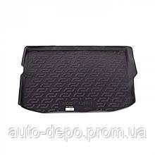 Килимок в багажник Сітроен Ц4, килимок багажника для Citroen C4 Aircross 12 - кросовер L. Locker