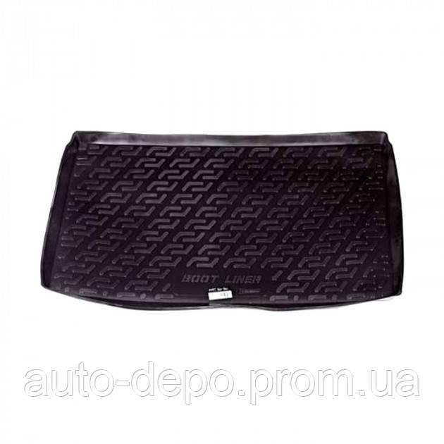 Килимок в багажник Сітроен Берлінго, килимок багажника для Citroen Berlingo II 08 - пасажирський L. Locker