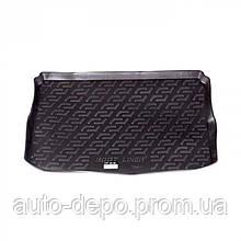 Килимок в багажник Сітроен Ц4, килимок багажника для Citroen C4 I 04-10 хетчбек L. Locker