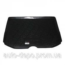 Килимок в багажник Сітроен Ц3 Пікассо, килимок багажника для Citroen C3 Picasso 09 - мінівен L. Locker