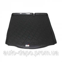 Килимок в багажник Сітроен Єлисей, килимок багажника для Citroen C-Elysee II 13 - седан L. Locker