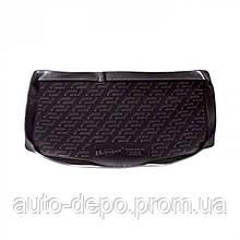 Килимок в багажник Сітроен Ц3, килимок багажника для Citroen C3 I 02-09 хетчбек L. Locker