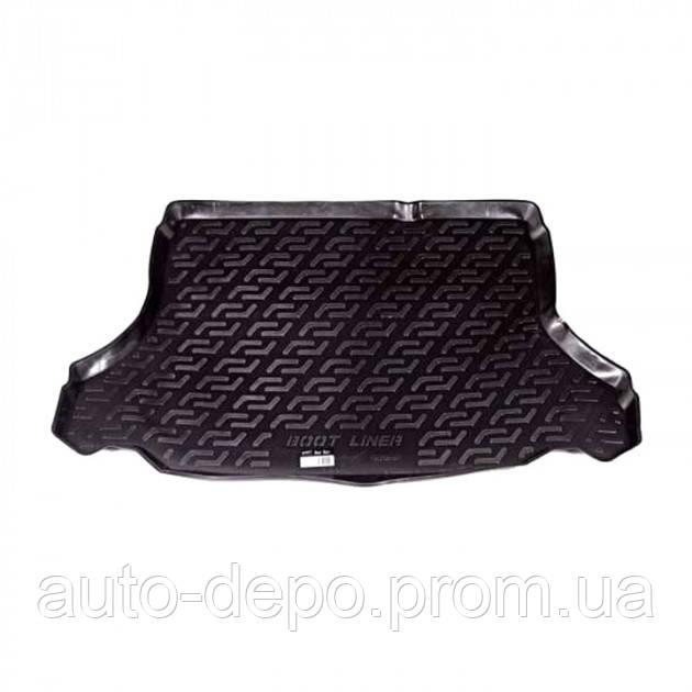 Коврик в багажник Дэу Ланос , коврик багажника для Daewoo Lanos  97- седан L.Locker
