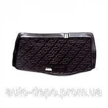 Килимок в багажник Фіта Гранде Пунто, килимок багажника для Fiat Grande Punto 05 - хетчбек L. Locker