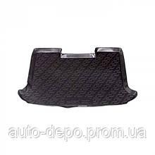 Килимок в багажник Фіат Добло, килимок багажника для Fiat Doblo I 00 - фургон L. Locker