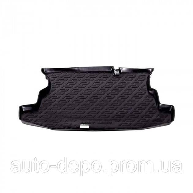 Килимок в багажник Фіат Албея, килимок багажника для Fiat Albea 02-12 седан L. Locker