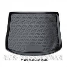 Килимок в багажник Фіат 500Л, килимок багажника для Fiat 500L 12 - хетчбек L. Locker