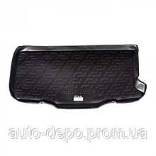 Килимок в багажник Фіат 500, килимок багажника для Fiat 500 07 - хетчбек L. Locker