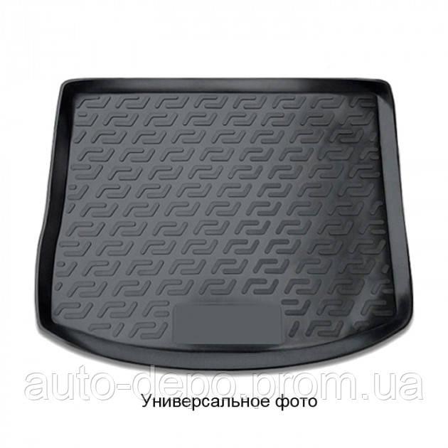 Коврик в багажник Фиат Добло, коврик багажника для Fiat Doblo II 10- фургон L.Locker
