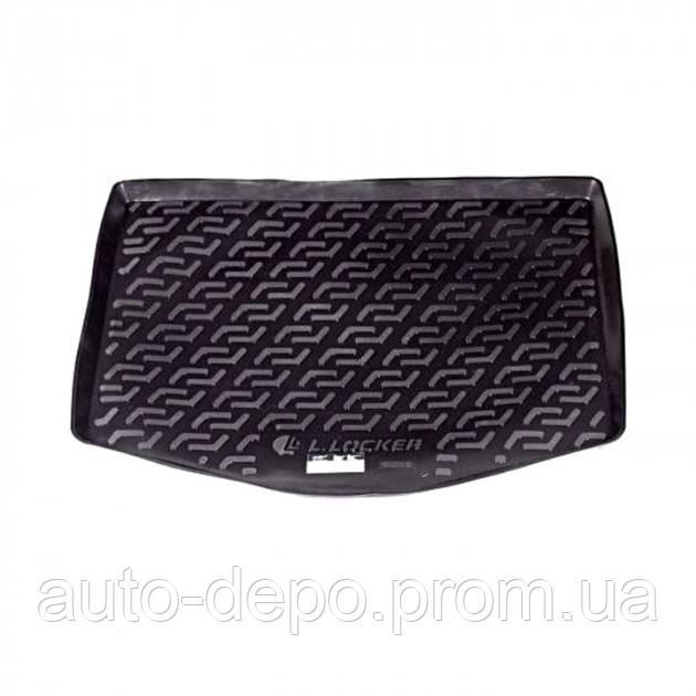 Коврик в багажник Форд Ц-Макс, коврик багажника для Ford C-Max I 03-10 минивэн L.Locker