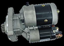 Стартер редукторный 12 V 2,7 kW JUBANA (ЮМЗ)