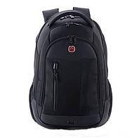 Тактический военный рюкзак SWISSGEAR. Качеснный, прочный рюкзак. Рюкзак унисекс. Удобный портфель. Код: КЕ281, фото 1