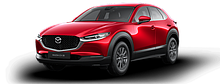 Накладки Mazda CX-30