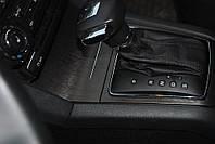 Пленка под шлифованный металл черный Luxon 1,52 м