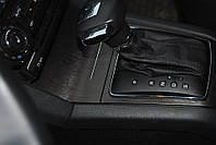 Пленка под шлифованный металл черный Scorpio 1,52 м