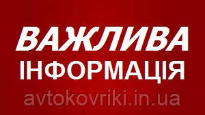 Важная информация для покупателей автомобильных ковриков EVA