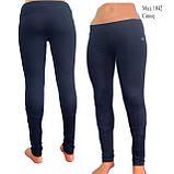 Спортивные брюки женские. Мод. 1042 (эластан), фото 4