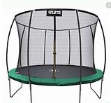 Детский батут Atleto 312 см для взрослых и детей с внутренней защитной сеткой садовий для дома и дачи, фото 4