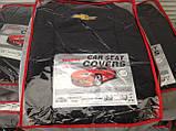 Авточехлы на Chevrolet Tacuma 2004-2008 hatchback Favorite Шевроле Такума, фото 5