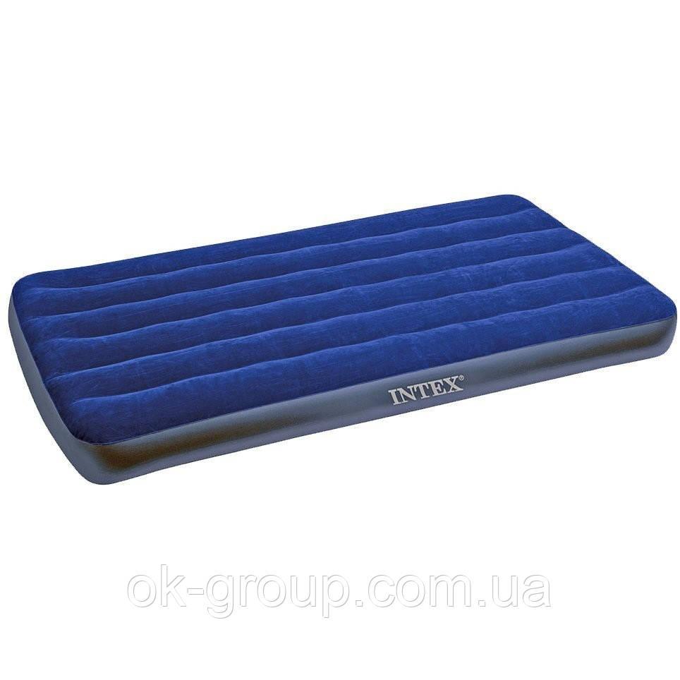 Матрас надувной Intex 68757, 191х99х22 см