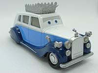 Тачки 2: Королева (Cars 2: DELUXE The Queen). Машинка Королева Тачки. Скидка заводской мелкий брак