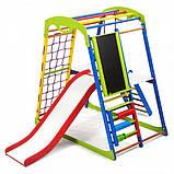 Детская Шведская стенка для дома SportWood Plus 3 ( спортивний куточок ), фото 4