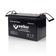 АКБ Volter GE (гелиевая) 12V 100Ah