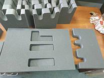 Изготовление ложемента для автомата со складывающимся прикладом