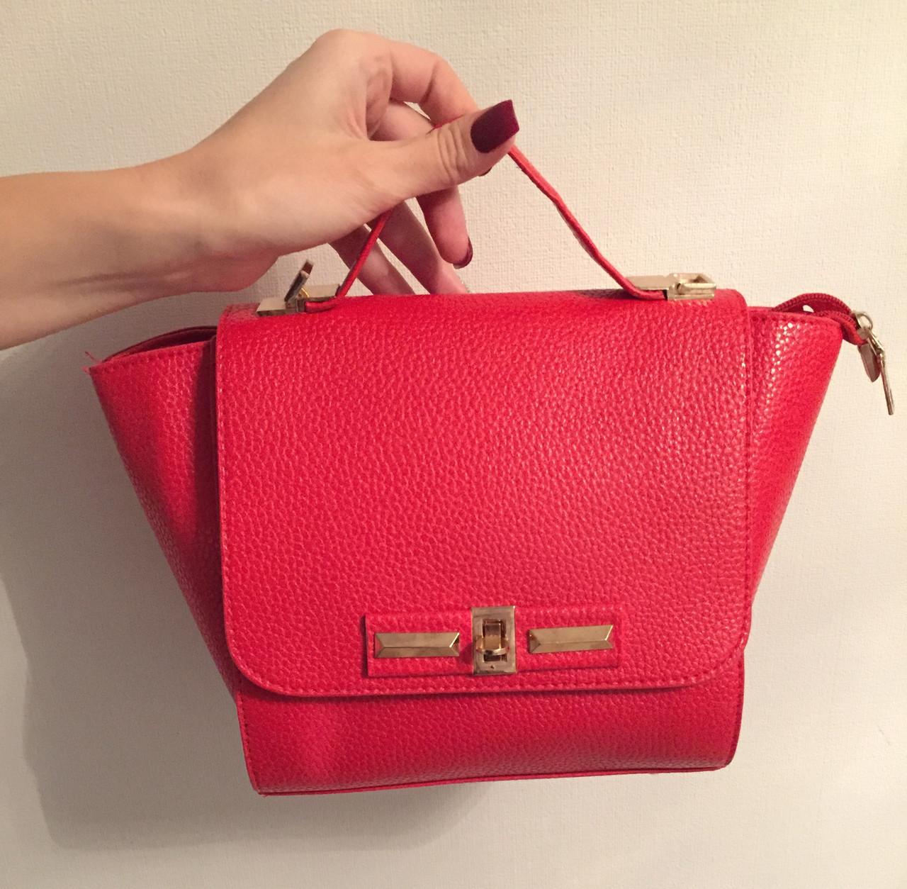 711525576b73 Женская сумка Fanta красная, сумки женские 2015 - Интернет-магазин