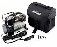 Автомобільний компресор Uragan 90135 з автостопом (12v/37л/170Вт), фото 1