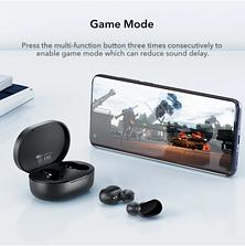 Бездротові Bluetooth-Навушники Xiaomi Redmi AirDots 2S (2021) Bluetooth 5.0 600mAh USB Type-C, фото 3