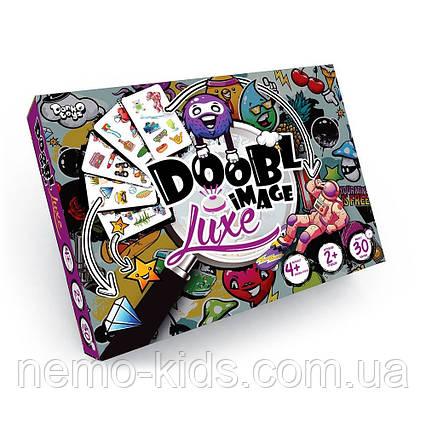 """Новая настольная игра Doobl, Настільна розважальна гра """"Doobl Image Luxe"""""""