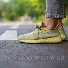 Чоловічі Кросівки Adidas Yeezy Boost 350 V2 рефлективна полоса кросівки адідас ізі буст