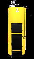 Твердотопливный котел длительного горения Буран 15кВт Универсальный чугунный колосник