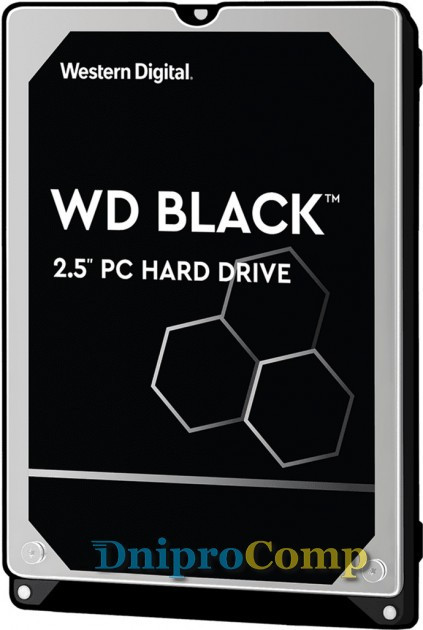 "Жорсткий диск 2.5"" Western Digital 500GB 7200rpm (WD10SPZX) SATA III"