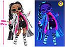 Лялька ЛОЛ ОМГ 2 серія Кендилишис Бон-Бон L. O. L. Surprise! O. M. G. Candylicious Fashion Doll with 20 Surprises, фото 2