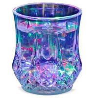 Склянку з підсвічуванням Flash cup   Склянку з Led підсвічуванням