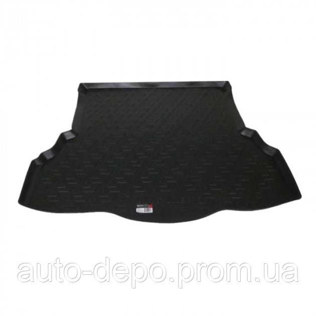 Килимок в багажник Форд Мондео, килимок багажника для Ford Mondeo V 14 - седан L. Locker