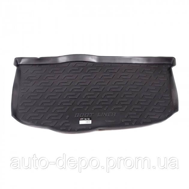 Коврик в багажник Kia Soul I 08-13 comfort/luxe L.Locker
