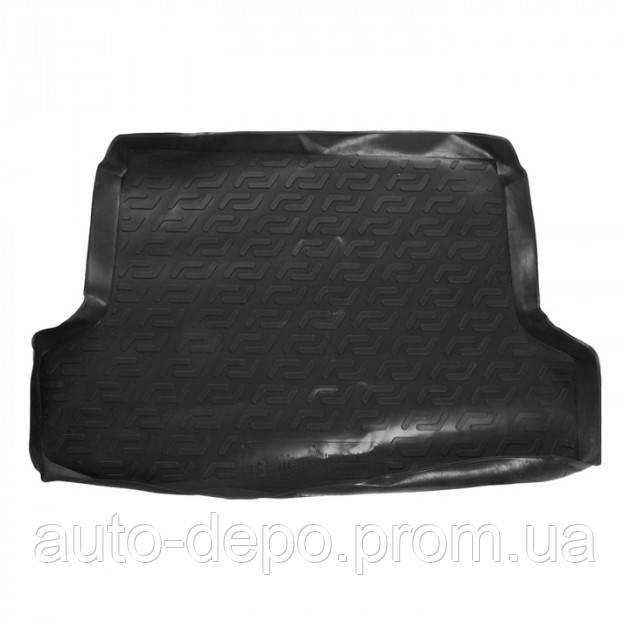 Килимок в багажник Kia Rio II 05-11 седан L. Locker