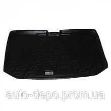 Коврик в багажник Nissan Note (E11) 05-12 нижний L.Locker