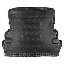 Килимок в багажник Toyota Land Cruiser 200 07 - L. Locker