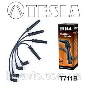 Провода высоковольтные (силикон) Ланос 1.6, Нексия 1.5 16кл, Нексия 1.6 TESLA