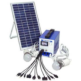 AXIOMA energy Система на Сонячних Батареях. Турист 6, AXIOMA energy