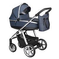 Детская универсальная коляска 2 в 1 Espiro Next 2.1 Multicolor 503 Navy City