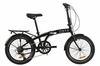 """Велосипед складной 20"""" с передачами Dorozhnik ONYX (OPS-D-20-031)"""