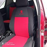 Авточехлы на Citroen C4 Grand Picasso 2006-2013 Favorite универсал 5 мест, фото 3